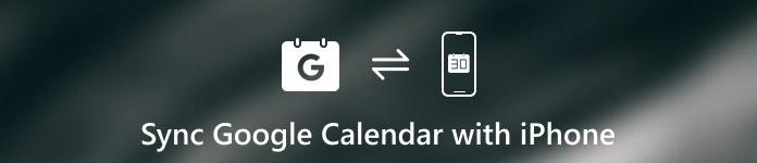 Synchroniser Google Agenda avec iPhone