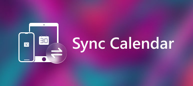 Sync iPad and iPhone Calendar