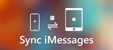 Sync iPhone and iPad Text Messages