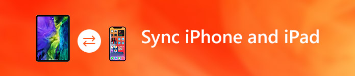 Sync iPhone and iPad