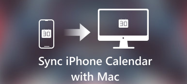 Sync iPhone Calendar with Mac