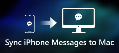 Synchroniser les messages iPhone vers Mac