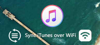 About iTunes Wi-Fi Sync