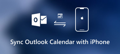 Synchroniser le calendrier Outlook avec l'iPhone