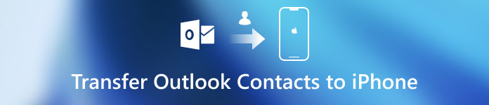 Synchroniser les contacts Outlook avec l'iPhone
