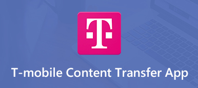 T-Mobile Content Transfer APP