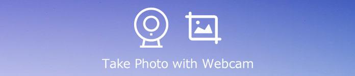 Machen Sie Fotos mit der Webcam