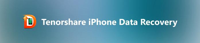 Récupération de données iPhone Tenorshare