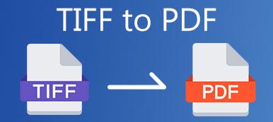 TIFFからPDF