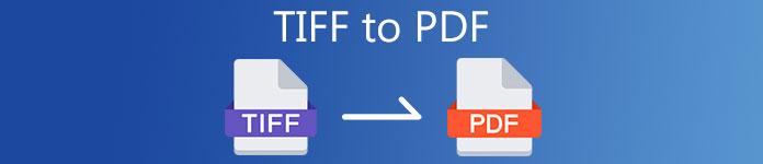 TIFF à PDF