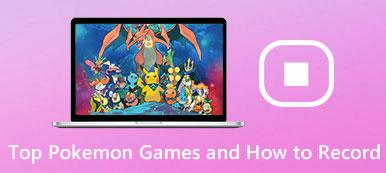 Top-Pokemon-Spiele und wie man aufnimmt