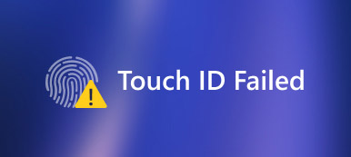 Touch ID Failed