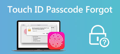 Touch ID Passcode Forgot