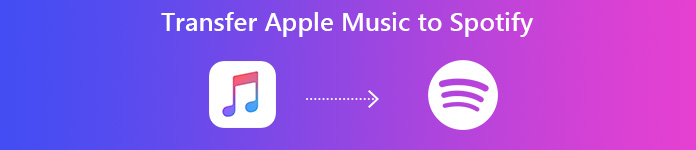 Transfer Apple Music to Spotify
