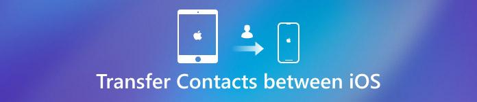 Übertragen Sie Ihre Kontakte auf das iPad