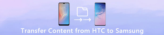 Transfer Data from HTC to Samsung
