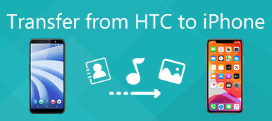 Transfer Data from HTC to iPhone