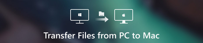 Transfer Files Between PC and Mac