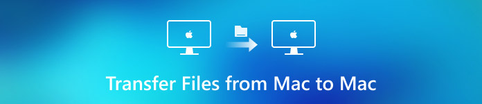 Transfer Files from Mac to Mac