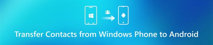 Windows PhoneからAndroidへのファイル転送