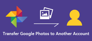 Move Google Photos To Another Account