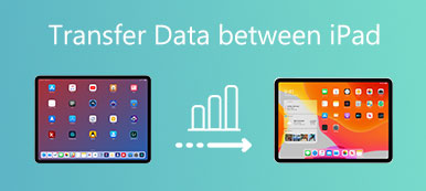 Transfer iPad Data to Anther One