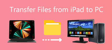 Transfer iPad Files to PC