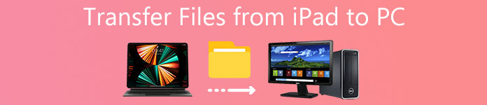 Transférer des fichiers iPad vers un PC