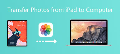 Transférer des photos iPad sur un PC