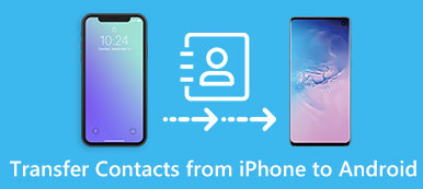 Transfer Contacts from iPhone to Android Device