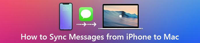 Sync and Save iPhone Text Messages