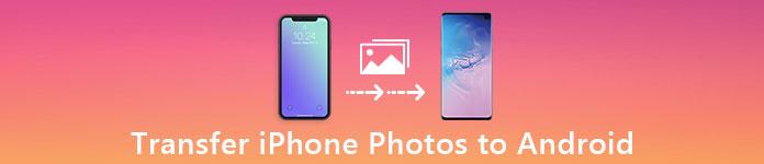 Übertragen Sie iCloud-Fotos auf Android