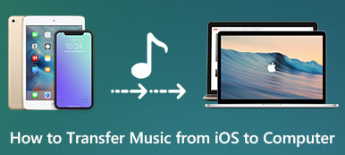 Transfer Music from iPhone to Windows/Mac