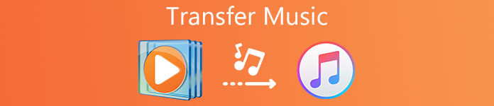 Transfer Music between Windows Media Player and iTunes
