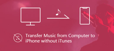 Transfer music from Computer to iPhone without iTunes