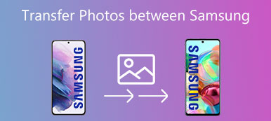 Transfer Photos from Samsung to Samsung