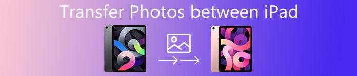 Übertragen Sie Fotos auf das iPad
