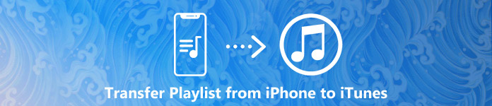 Transfer Playlists from iPhone to iTunes