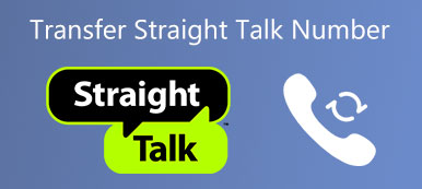 Transfer Straight Talk Number