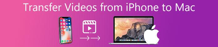 Übertragen Sie Videos vom iPhone auf den Mac