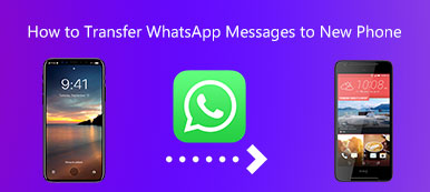 How to Transfer WhatsApp Messages to New Phone
