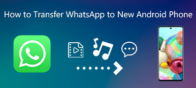 How to Transfer WhatsApp to New Android Phone