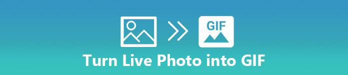Transformez Live Photo en GIF