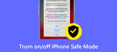 Turn on or Turn off iPhone Safe Mode