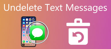 Undelete Text Messages