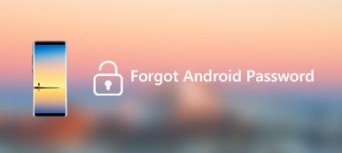 Déverrouiller le mot de passe Android