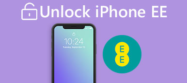 Unlock iPhone EE