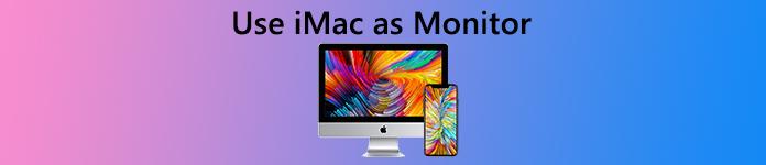 Utilisez iMac comme moniteur
