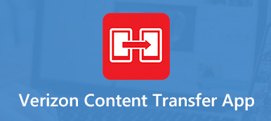 Verizon Content Transfer app