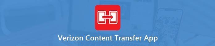 Application Verizon Content Transfer